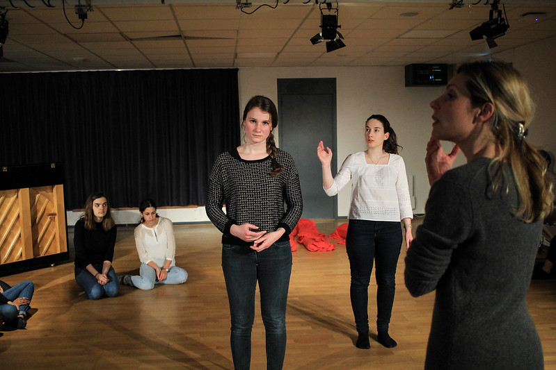 Atelier Théâtre - Les Suppliants - 9