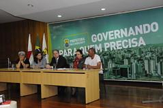 Debate sobre moradores em situação de rua.