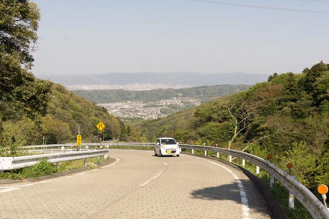 downhill to nara