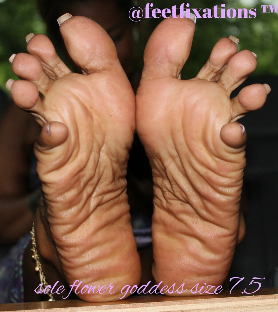 Ebony soles photos