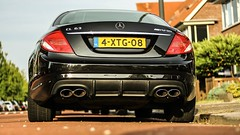 Mercedes-Benz CL63 AMG booty 🍑