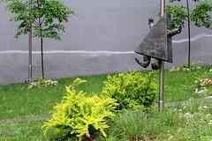 Montreal Park Art
