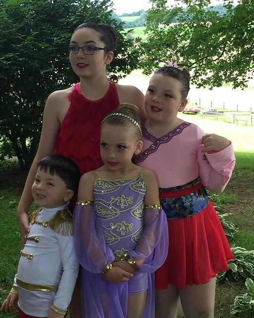 Recital ready!