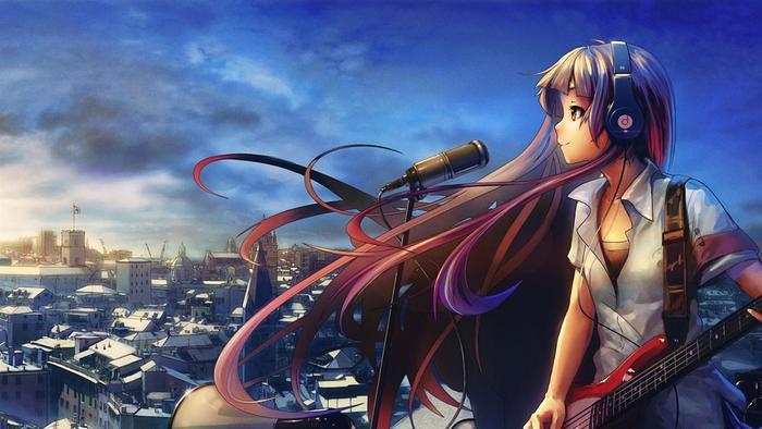 As 5 Melhores aberturas dos animes - Playlist da Vanessa (Ouvinte JHero)
