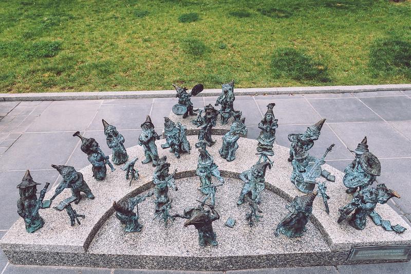 Wroclaw Dwarf Orchestra