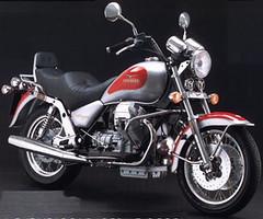 Moto-Guzzi 1100 CALIFORNIA EV 1999 - 8