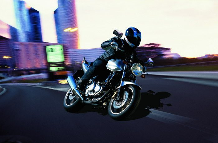 Honda CBF 500 2004 - 2