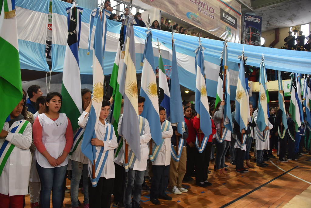 Acto de Promesa de Lealtad a la Bandera Argentina