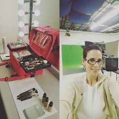 I love what I do www.lilisweddings.com #filming #Tv #beyourself #Makeup #hair #tampamakeupartist