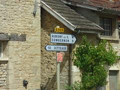 Grande Rue, Grosbois-en-Montagne - signs - D905