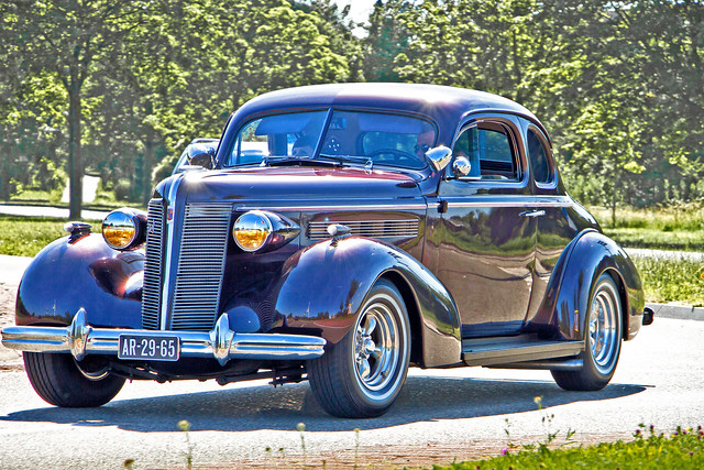 Buick Business Coupé 1937* (3845)