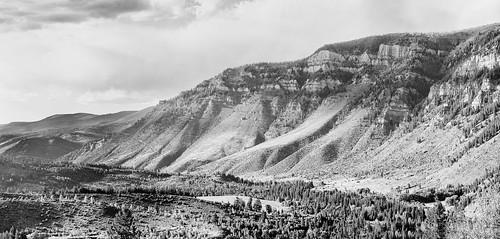 co colorado mountains blackandwhite landscape bnw minturn redcliff