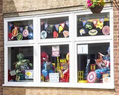 Library Superheroes