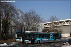 Heuliez Bus GX 317 - Sémitag (Société d'Économie MIxte des Transports publics de l'Agglomération Grenobloise) / TAG (Transports de l'Agglomération Grenobloise) n°935