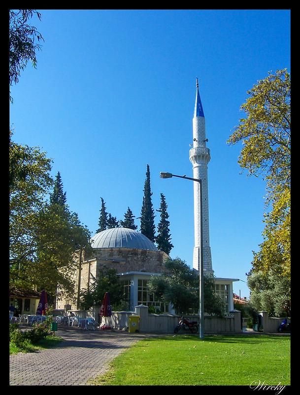 Crucero por el Mediterráneo - Mezquita de Dalyan