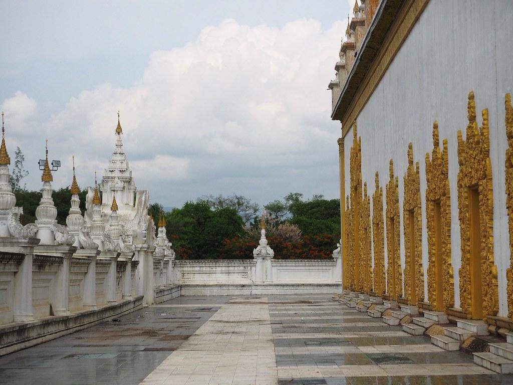 Atumashi luostari Mandalay