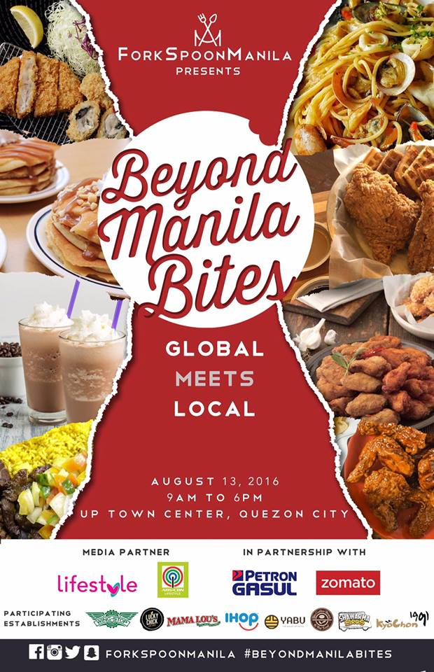 Beyond Manila Bites