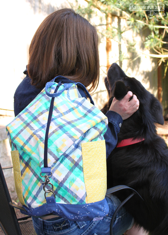 Bugsy Backpack