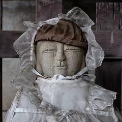 Jizou statue (Buddhist image)
