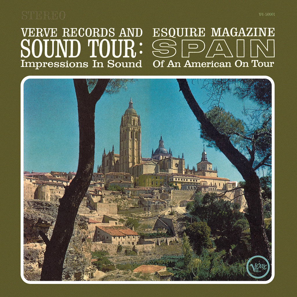 Kenyon Hopkins - Sound Tour Spain