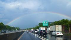 Rainbow Over The L.I.E.