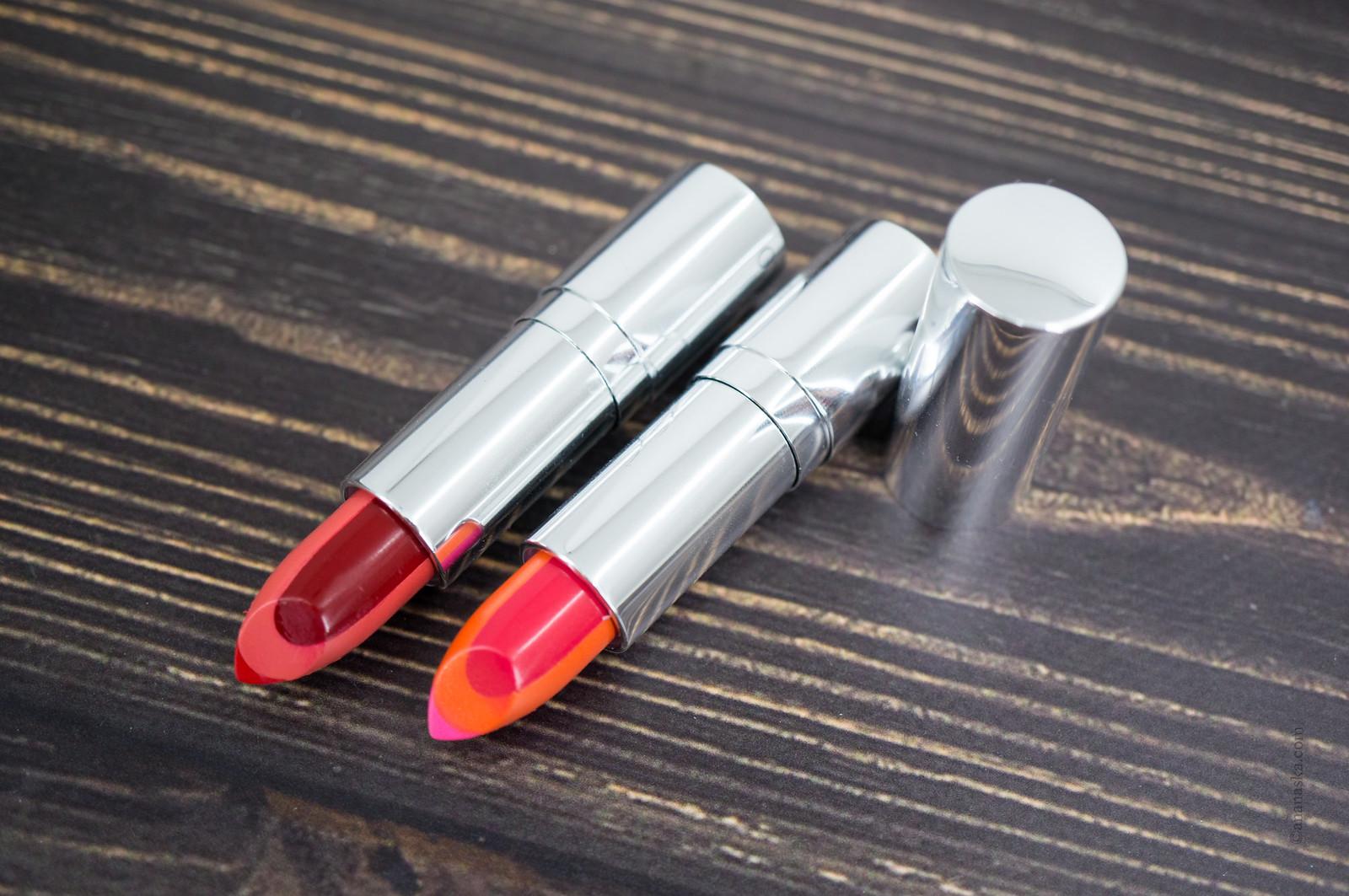 ARTDECO Ombre³ Lipstick 13 Tutti Frutti, 43 Red Fusion