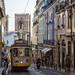 Lisbon - Alfama by Lyall Bouchard