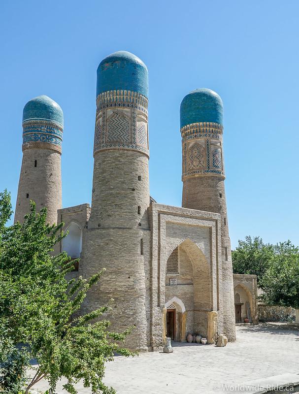 Bukara Uzbekistan