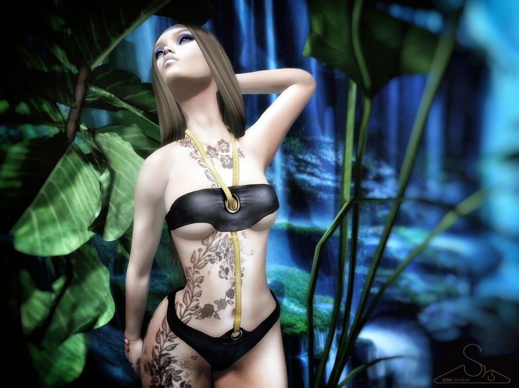 [sYs] ALIX bikini - SecondLifeHub.com