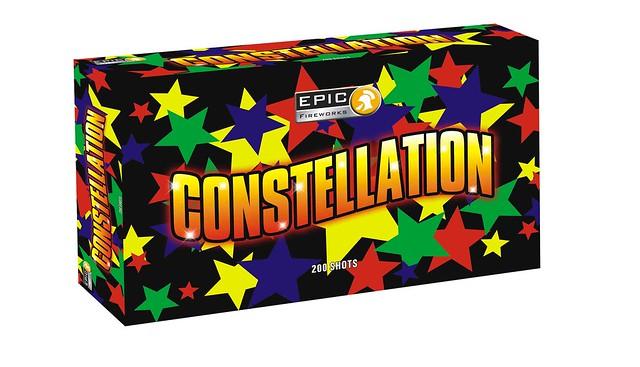 A Massive 200 Shot 1.3G Fan Unit - Constellation