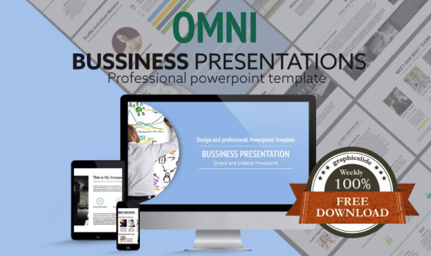 Free powerpoint templates 50 best sites to download graphic slide has professional powerpoint templates with multiple pages the slides make it easy to get a beautiful presentation without starting from pronofoot35fo Images