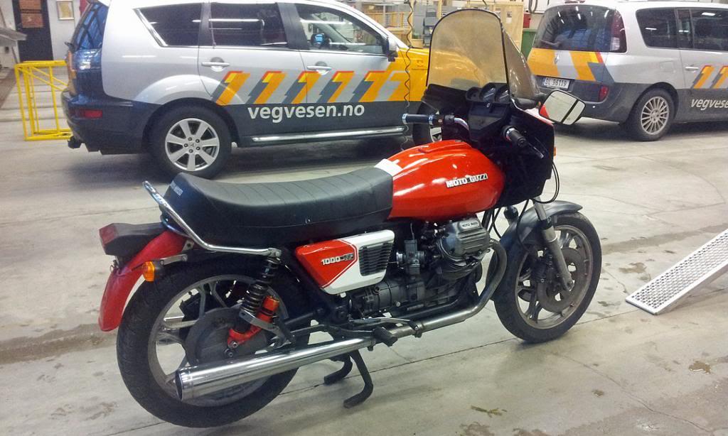 Moto Guzzi SP 1000 - 1983 - Page 2 35840737815_13c80fbb0e_b