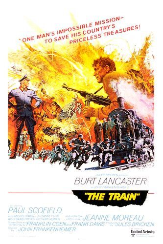 The Train - Poster 4
