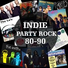 Indie party rock 80?-90?