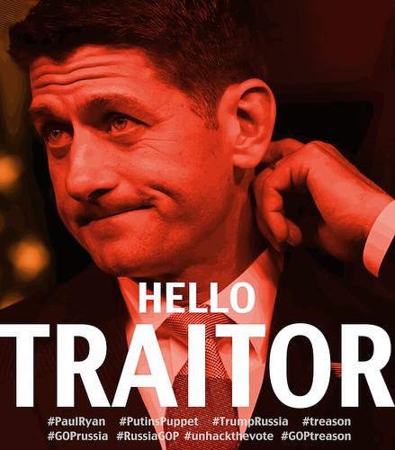 Ryan - traitor