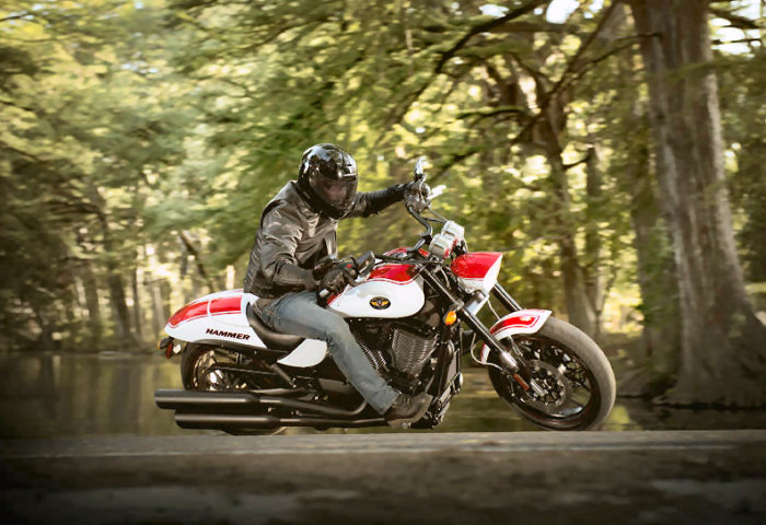 Victory 1700 HAMMER S 2016 - 6