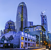 howard street blue hour panorama by pbo31