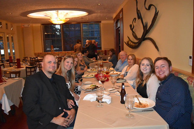 DLA Team Recognition Dinner