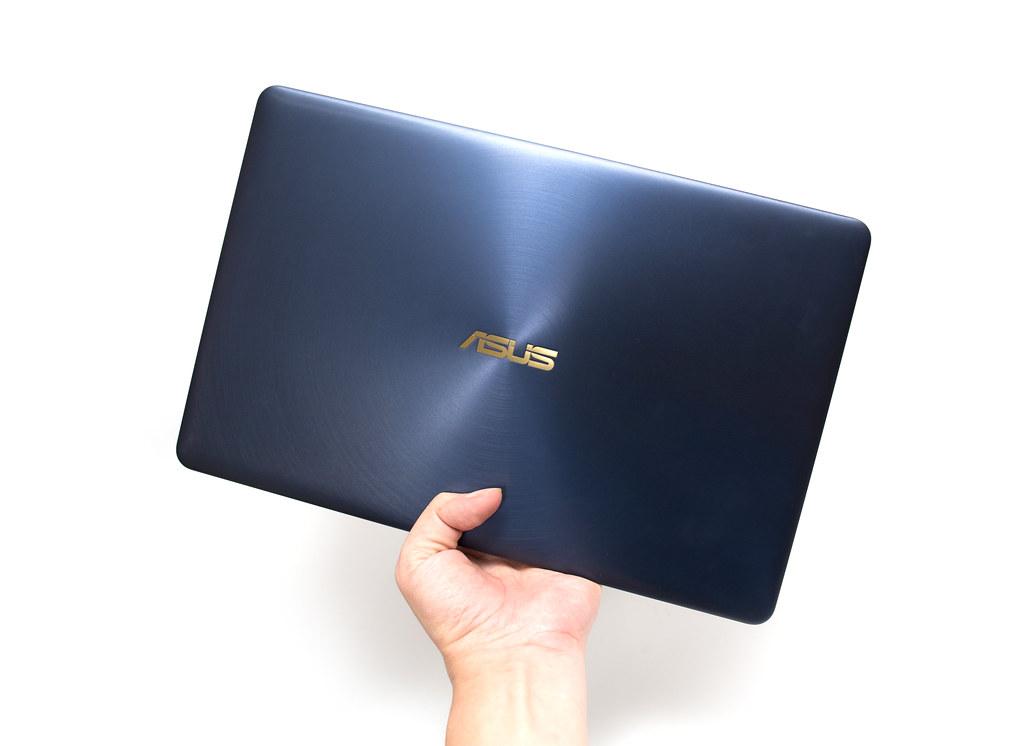 輕薄與強效的絕妙組合,ASUS ZenBook 3 Deluxe UX490 筆記型電腦評測 @3C 達人廖阿輝