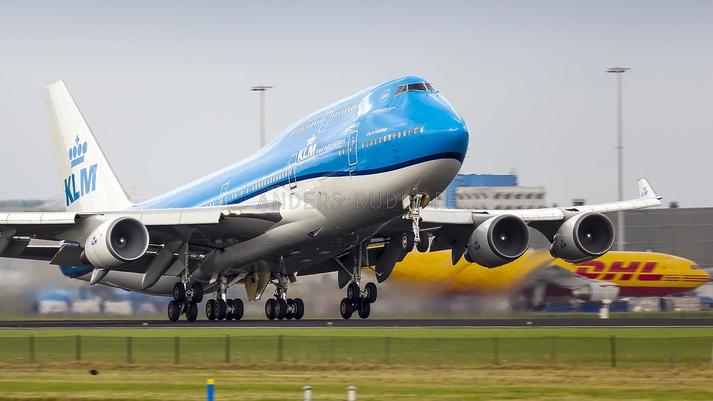 AMS / PH-BFW / Boeing 747-406M KLM Royal Dutch Airlines | courtesy of Flickr