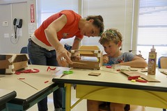 Maker Art: Creating a Haunted House at the Lyc�e