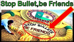 INDIA VS PAKISTAN FRIENDSHIP HIDDEN Trouth || EID SPECIAL -Pakistan and India Stop Bullet Be Friends