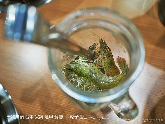 天物成鍋 台中 火鍋 逢甲 餐廳  50