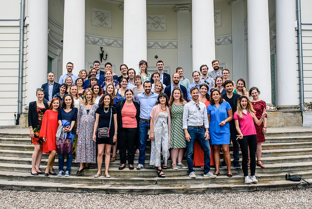 10 years after – Alumni reunion of the Copernicus Promotion (2006-2007).1 July 2017