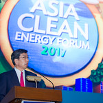 President Opens Asia Clean Energy Forum