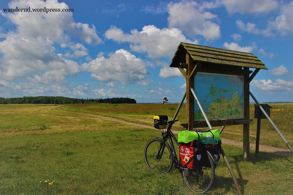 Fahrradtour entlang der Ostseeküste
