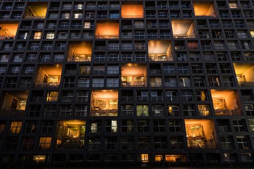 City life, Tokyo IV