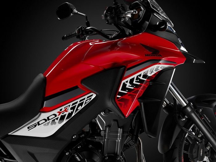 Honda CB 500 X 2017 - 13