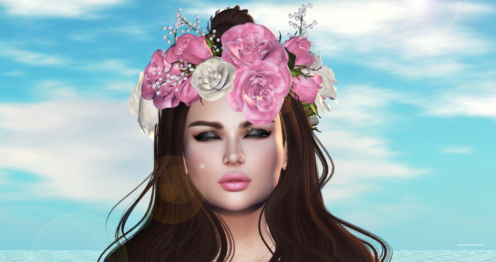LOTD 852 - Flowers in ur hair...