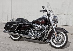 Harley-Davidson 1584 ROAD KING CLASSIC FLHRCI 2007 - 15